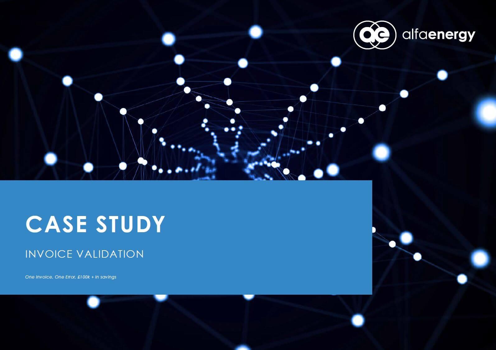 CaseStudy-InvoiceValidation