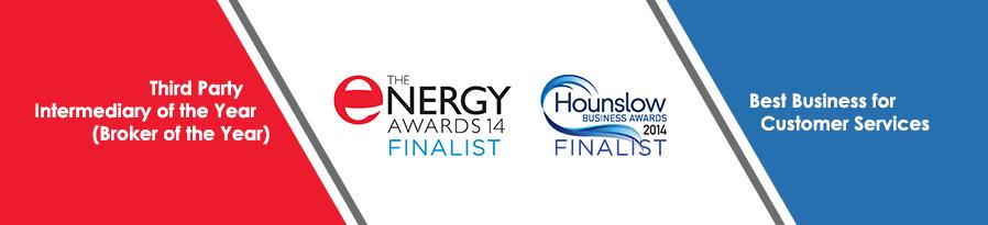 Energy Awards and Hounslow Awards