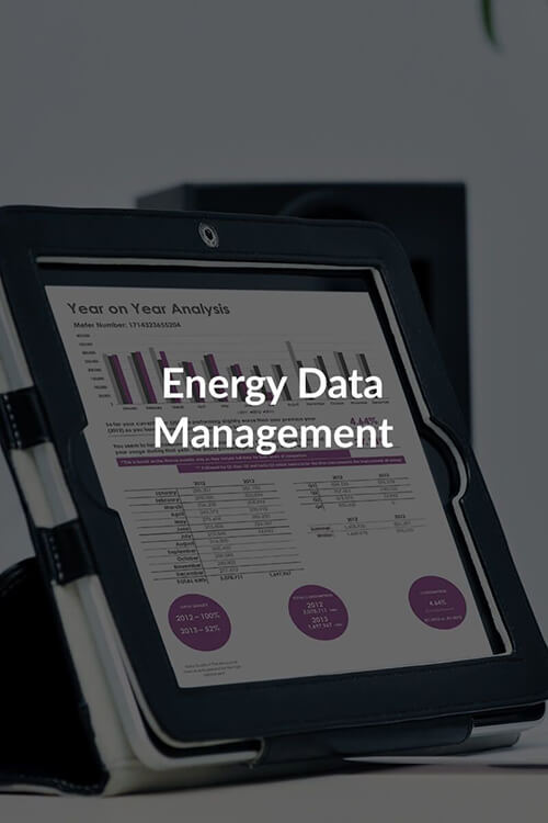 Energy Data Management