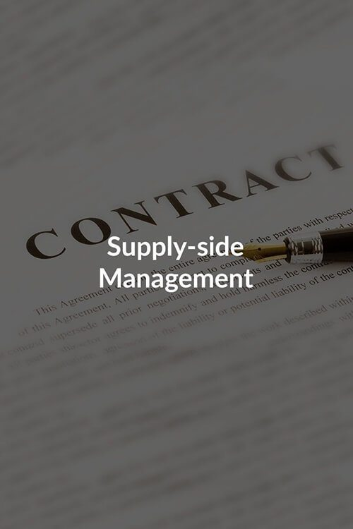 Supply-side Management
